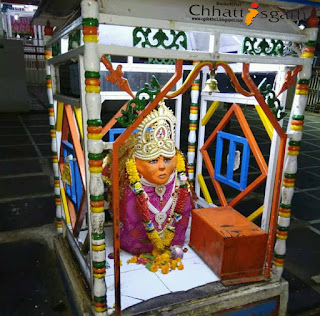 गंगा मैया मंदिर झलमला