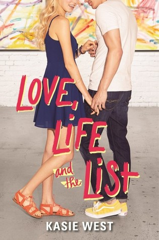 Love, Life and the List book cover