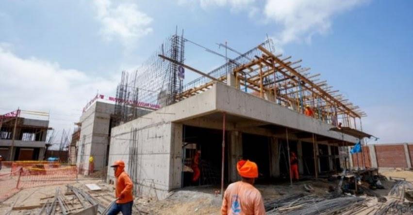 PRONIED reinicia obras en 13 colegios de regiones con una inversión de S/ 156 millones - pronied.gob.pe