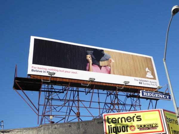 Sia 2017 Grammys billboard