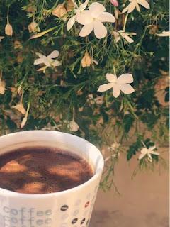 قصيدة حوار مع قهوة الصباح