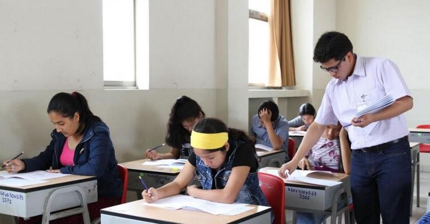Más de 1,500 escolares postulan hoy al Colegio de Alto Rendimiento en Arequipa