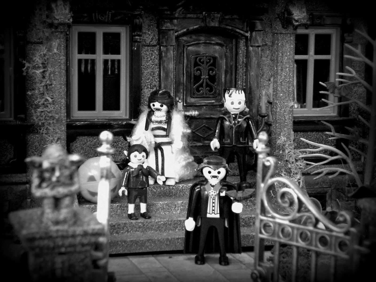 Gothic Horror House