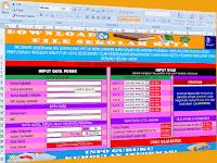 Download Aplikasi Analisis Hasil Belajar Siswa Plus Cetak Raport Terbaru