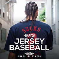 Harga Jersey Baseball Full Printing Full Color Desain Suka Suka