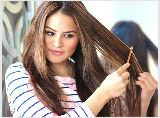 Easy To Manage: Straight Hair