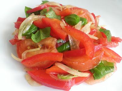 Pomidory z papryką
