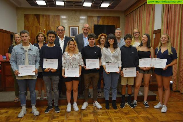 Alumnado de los institutos Luis Cobiella y Eusebio Barreto alcanzan los primeros puestos en el concurso 'Odisea' de cultura clásica