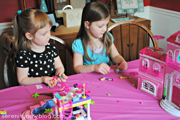Mega Bloks Barbie Play Date (and Toy Review), from Serenity Now
