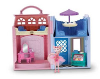 Angelina Ballerina Toy Cheeseshop