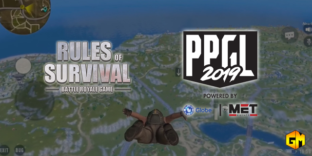 Rules of survival gizmo manila