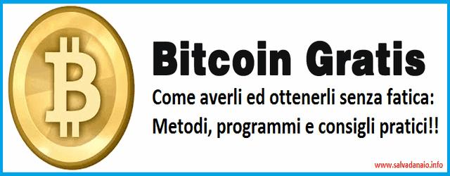 Siti per guadagnare Bitcoin gratis - Lista migliori 2018