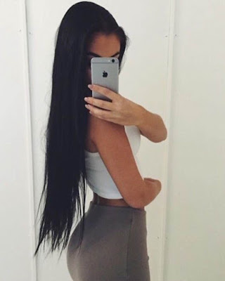 selfie de perfil tumblr