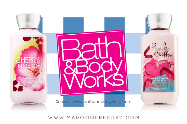 review bath and body works lotion