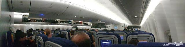 LH501, avião Boeing747-800, Lufthansa