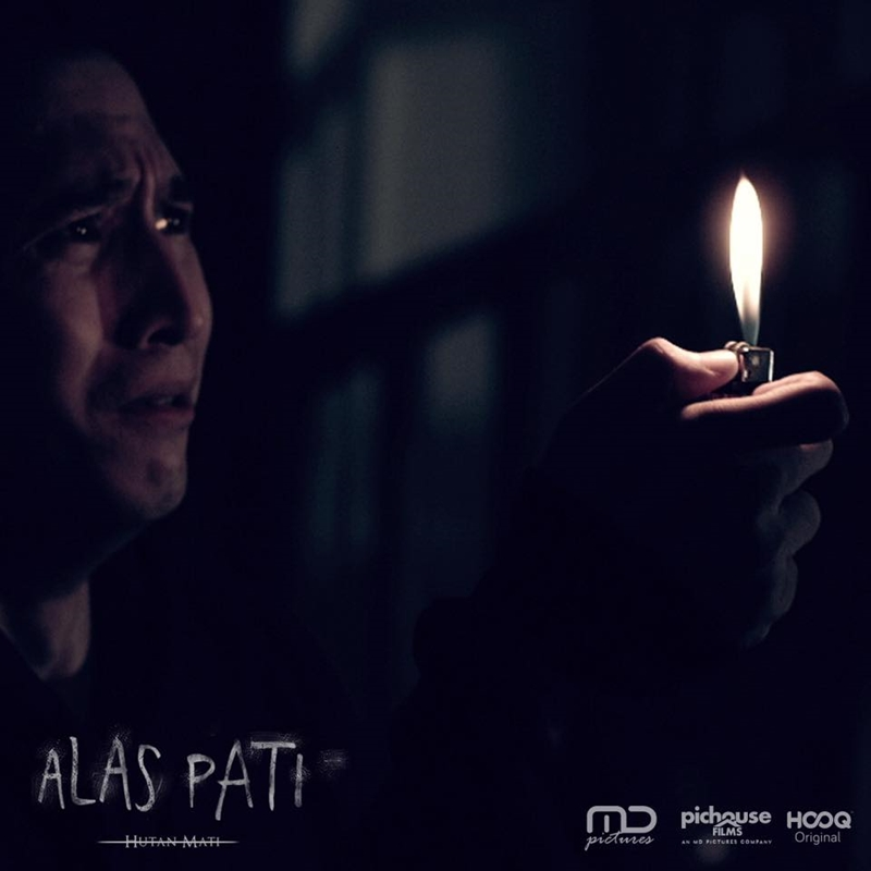 Hutan Puaka, Alas Pati, Horror, Cerita Seram Indonesia, Seram, Movie Review by Rawlins,
