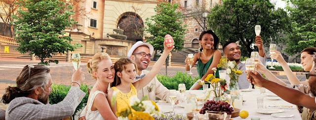 Celebrate All Things Family @MontecasinoZA #Easter Celebrazione @TsogoSun #Jozi