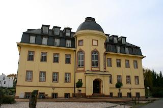 Schloss Zöbigker in Markkleeberg