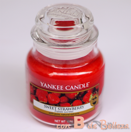 Vela Sweet strawberry Yankee