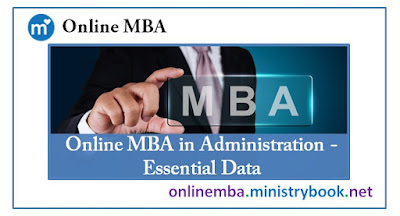 Online MBA in Administration