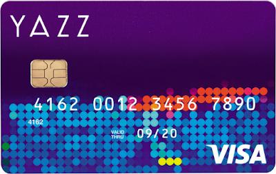 Metrobank Card Corporation Yazz Card