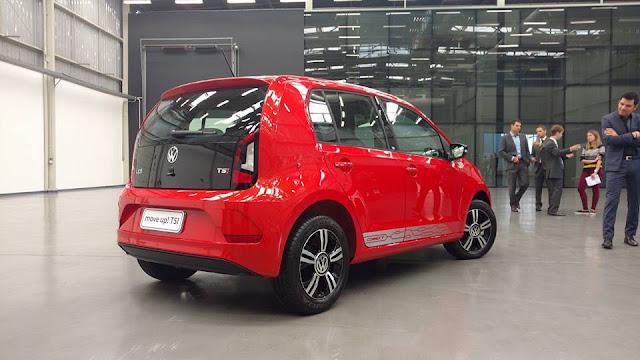 novo Volkswagen Up! 2018