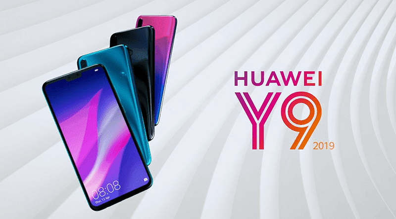 Huawei Y9 2019 - 8.082 hits as of writing