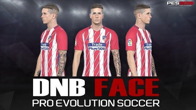Fernando Torres Face PES 2018