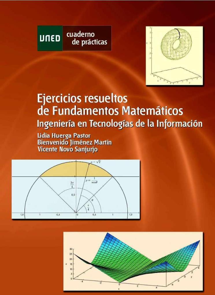 Ejercicios resueltos de fundamentos matemáticos – Lidia Huerga Pastor