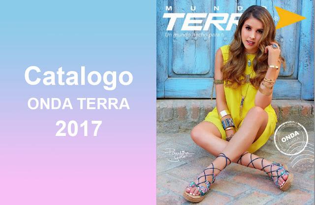 Catalogo de zapatos Onda  Terra PV 2017