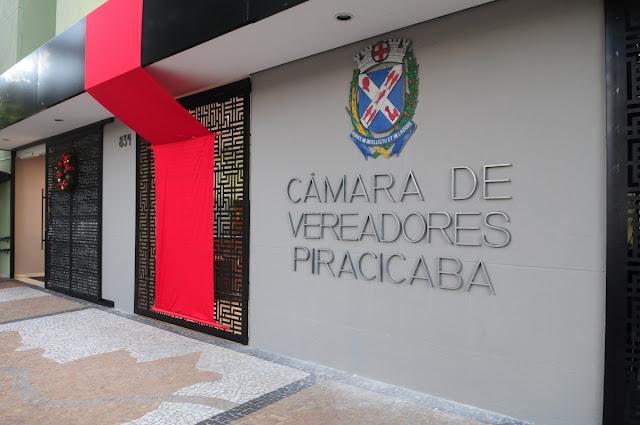 Concurso da Câmara Municipal de Piracicaba - Edital 2019
