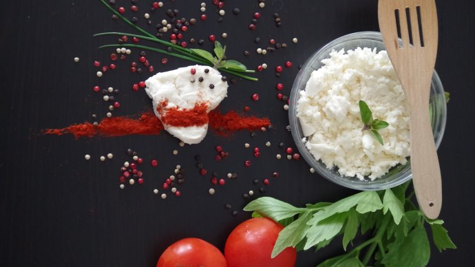 Wallpaper: Slovak Specialty with Cheese