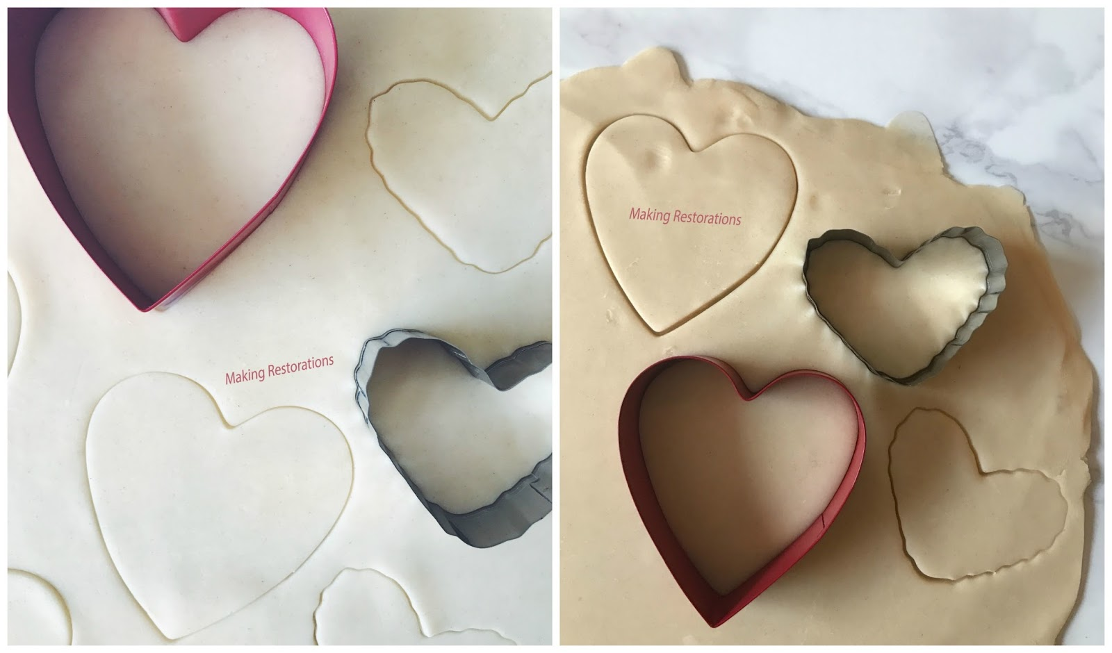 pie hearts