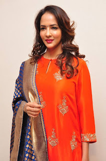 Lakshmi Manchu Stills in Salwar Kameez at Memu Saitham Event Press Meet ~ Celebs Next