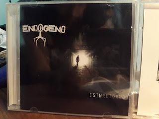 ENDOGENO - Demo Sin Retorno 2018