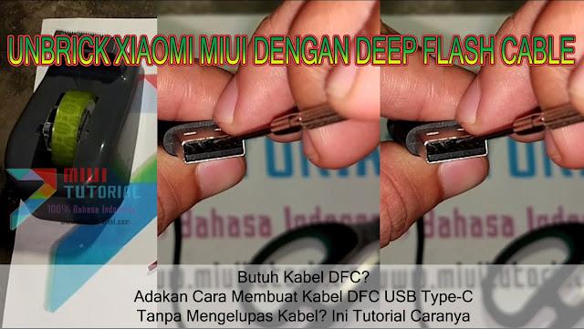 Butuh Kabel DFC? Adakan Cara Membuat Kabel DFC USB Type-C Tanpa Mengelupas Kabel? Ini Tutorial Caranya