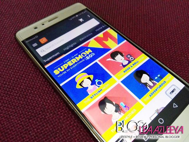 Shopping Online Lebih Mudah Dengan Lazada Apps Dan Molpay Cash