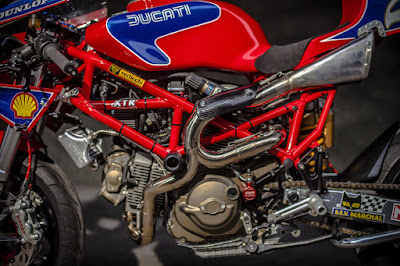 Escape Supermario Ducati Monster