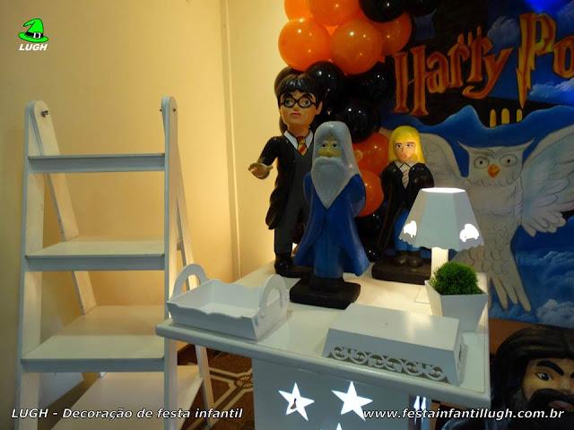 Ornamentação para festa de aniversário tema Harry Potter