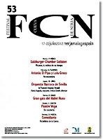 53 Festival Internacional de Música y Danza de la Cueva de Nerja 2012