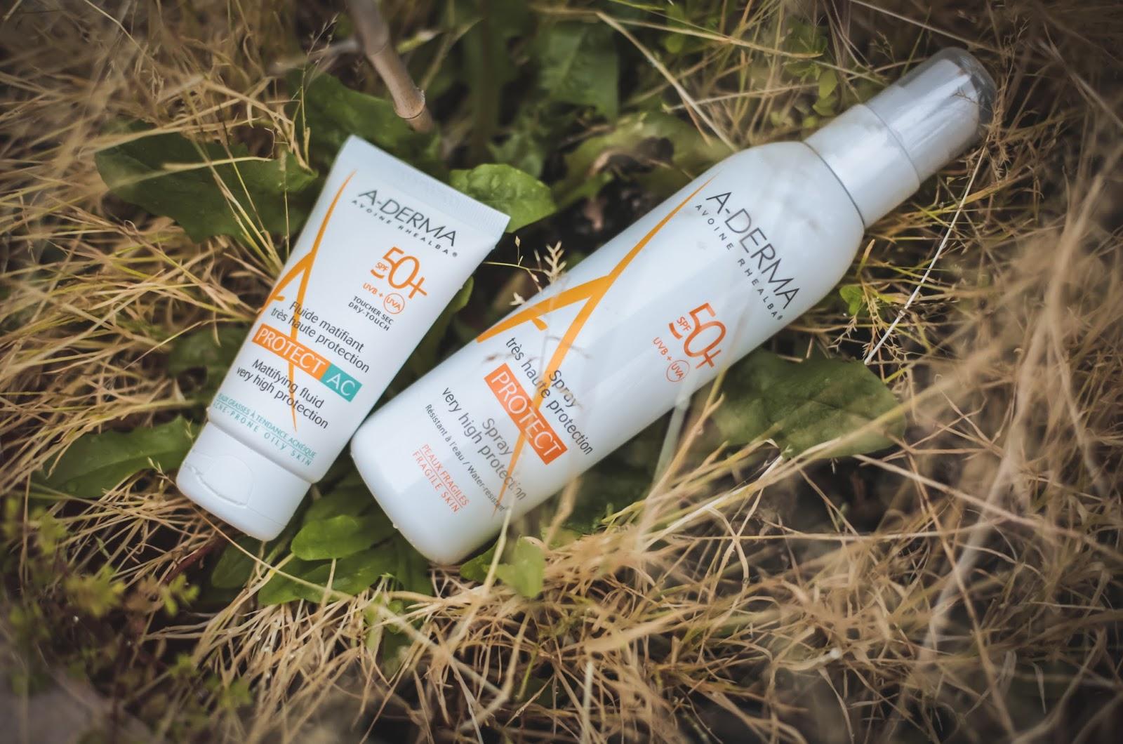 Spray Très Haute Protection SPF50+ A-Derma