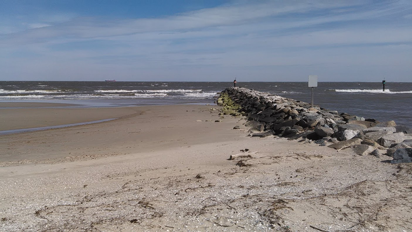 A View from the Beach: Beach Report 11/2/20