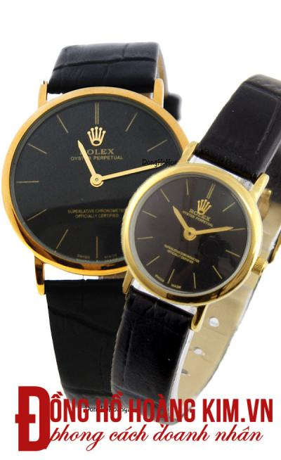 đồng hồ đôi rolex chính hãng đẹp