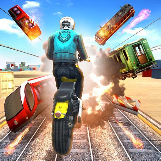 تحميل لعبه Subway Rider - Train Rush مهكره وجاهزه