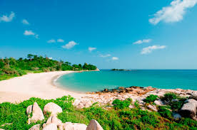 Tourist destinations on the island bintan