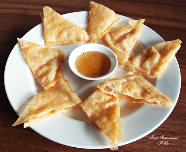 Pim's Thai Seafood Restaurant Bukit Tinggi Thai Prawns Pancake