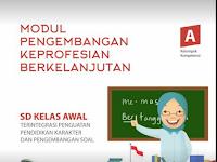 Modul PKB Kelas Bawah Bagi Guru SD Tahun 2017-2018 File Pdf