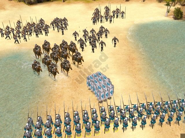 Praetorians games full.