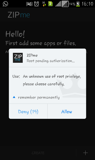 Dhruv hacks: CREATE FLASHABLE ZIP USING ANDROID