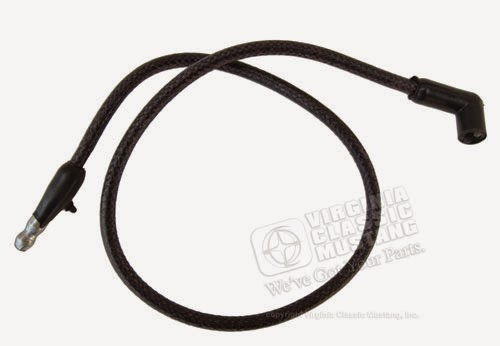 mustang oil sending unit extension lead wire